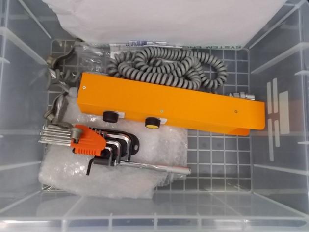 C棟 工具箱の整理整頓 ビフォア写真