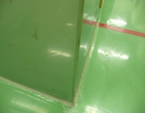 C棟 壁の補強 アフター写真